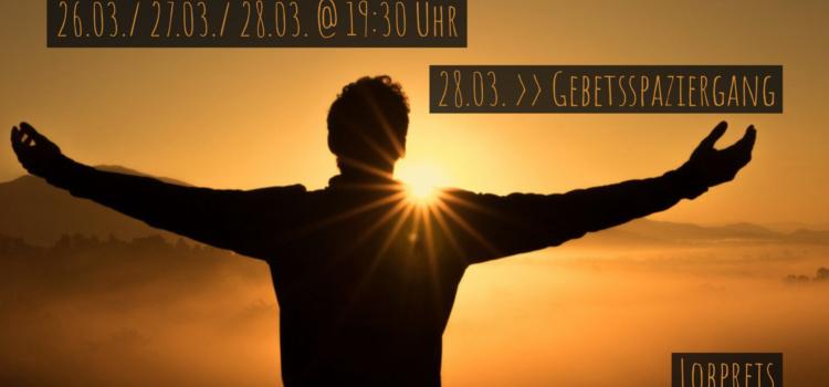 Lobpreis- und Gebetstage