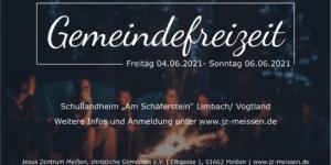 Flyer Gemeindefreizeit
